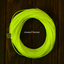 100FT WF-5F Fly Fishing Line Weight Forward Floating Running Line Yellow NEW