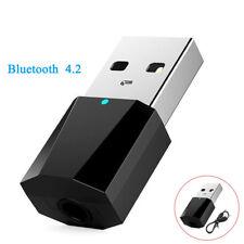 1 x Adaptador USB Bluetooth Dongle 4.2 Música Transmisor receptor de audio