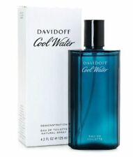 Cool Water By Davidoff Men 4.2 oz 125 ml *Eau De Toilette* Spray New