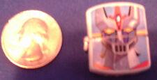 Vintage SHOGUN WARRIORS Mini Lighter -DVS -Japan Rare-Quarter Size