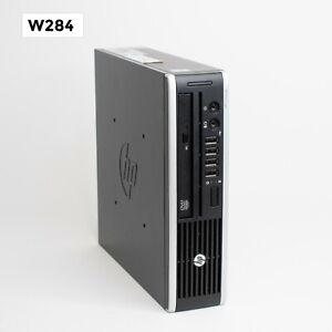 HP Compaq Elite 8300 USFF Desktop PC Core i5 8GB 500GB Windows 10 Pro WIFI W284