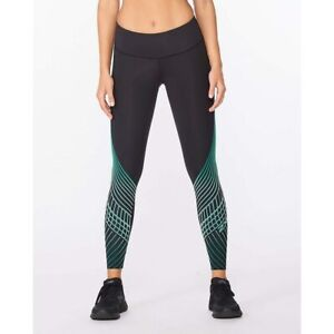 2XU Women's Motion Texture Mid-Rise Compression Tight - 2021