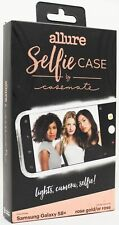 Case-Mate Allure Selfie LED Case for Samsung Galaxy S8+ Plus - Rose Gold