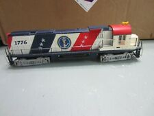 h o trains: Excellent running MANTUA/TYCO spirit of 76 road diesel--needs a set