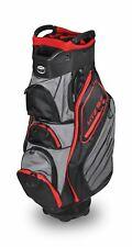 New Hot-Z Golf 5.5 Cart Bag Black Red Gray