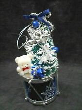 The San Francisco Music Box & Gift Co. Holiday Christmas Tree Musical Ornament