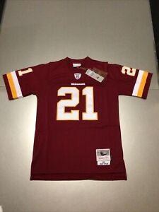 Washington Redskins Jersey 2007 Sean Taylor 21 Mitchell & Ness Size L 14/16 §P27