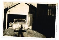 ANCIENNE PHOTO RENAULT 8 GORDINI