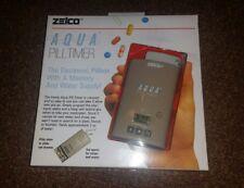 Pill Reminder Medicine Alarm Timer Electronic Zelco Dispenser NEW