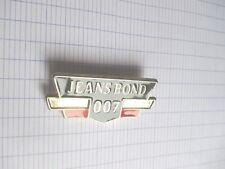 insigne logo Jeans Bond 007