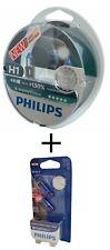 H1 Philips X-Treme Vision +130% 12258xv+s2 + 2st w5w White Vision