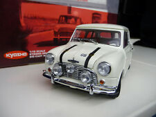 1:18 Kyosho Austin Mini Cooper`69 The Italian Job NEU NEW