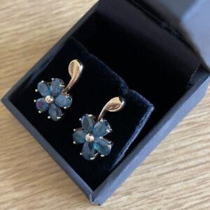 Gems TV Gold Earrings