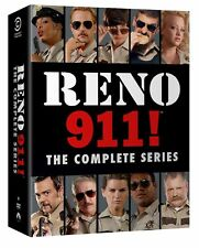 Reno 911 Complete Series ~ Season 1-6 (1 2 3 4 5 6) ~ BRAND NEW 14-DISC DVD SET