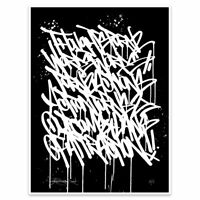 Takashi Murakami Exhibit Poster Art Print 2018 Kleins Dob BLM Perrier18 x 24