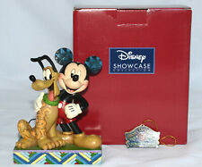Disney Traditions Jim Shore * BEST PALS * Mickey Mouse & Pluto, 4048656, EXC!