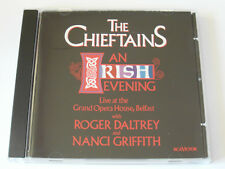 The Chieftains - An Irish Evening - Daltrey & Griffith (CD Album) Used Very Good