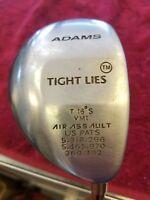 Adams Tight Lies Air Assault 16* Fairway Wood Regular Graphite USED # 99893