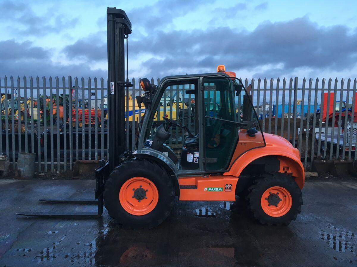 Trucks and Tractors Ltd