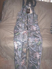 Mens Small Bib Overalls Water Proof Camo Hunting Bibs Insulated Coveralls Bib