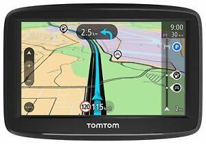 TomTom Start 52 M Europa 48 L.FREE Lifetime 3D Maps Tap & GO EU GPS XXL Navi WOW