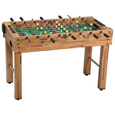 "48"" Foosball Table Competition Sized Soccer Arcade Game Room football Sports"