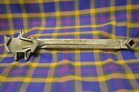 Vintage Cast Aluminum AERO Tool Co. BW=74 Wrench-Burbank, Calif USA