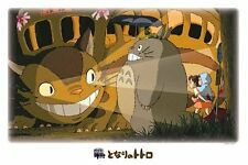 Nekobus Arrival Jigsaw Puzzle[1000 pieces] Studio Ghibli My Neighbor Totoro