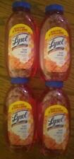 LYSOL Concentrate Multi CLEANER 10.75oz (x4) KILLS 99.9% VIRUSES & Germs SHTF