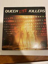 Queen Live Killers ( 1979, Elektra Records)