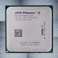 Processeur CPU AMD Phenom II X4 955 - 125W - Pâte Thermique Incluses