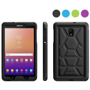 Poetic For Samsung Galaxy Tab A 8.0 2017 Soft Silicone Shockproof Cover Case