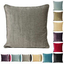 Paoletti Polyester Patternless Decorative Cushions