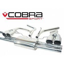 BMW X5 (E53) 3.0 Diesel CAT BACK Cobra Sport Performance Échappement-BM19