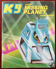 More details for k9 and the missing planet by david martin / doctor who, sparrow books 1980