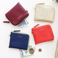 Women's Synthetic Mini Wallets with Zip-Around