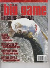 The Edge Big Game Fishing Journal March/April 2014 Vol 28 Iss 2 Tampa Tarpon