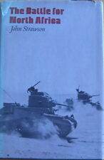 The Battle For North Africa, by John Strawson (1969, Hardcover, Book Club Ed.)