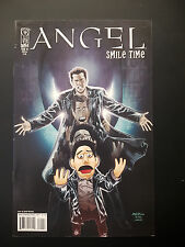 WBOX3 ~ IDW Comics ~ Issue #1, cover A ~ Angel: Smile Time ~ GC ~ free post