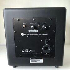 Boston Acoustics SoundWare XS-Subwoofer activo con tecnología de Home Cinema Theater