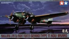Tamiya 1/48 Nakajima J1N1-Sa Night Fighter Gekko Type 11 Kou (Irving) # 61093##