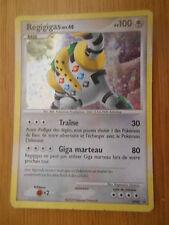 Carte Pokémon rare REGIGIGAS Holo promo 100 PV DP40