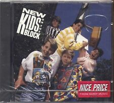 NEW KIDS ON THE BLOCK - Omonimo - CD 1990 SIGILLATO SEALED