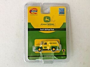 Athearn #81072 HO/1:87 Scale John Deere Ford F-100 Panel Truck - NOS