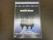 MYSTIC RIVER - 2 DISCHI - FILM IN DVD ORIGINALE - visitate COMPRO FUMETTI SHOP