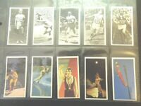 Brooke Bond Tea OLYMPIC CHALLENGE 1992 Ali Owens Spitz Trading set  40 cards