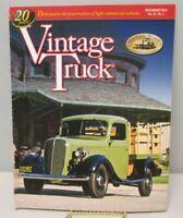 Vintage Truck Magazine July/August 2012 ~ Vol. 20 - No. 3