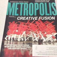 Metropolis Magazine Creative Fusion 30 Emerging Talents October 2013 071117nonrh