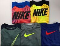 Toddler Boy's Nike Dri-Fit Athletic Cut Long Sleeve Polyester Shirt Size 2T