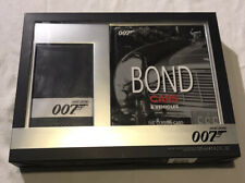 James Bond 007 Aftershave 125ml Cars & Vehicles Book Gift Set Brand New Sealed